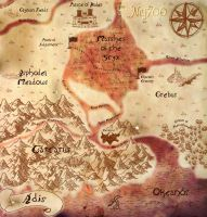 Map Of Hades by Ncj700