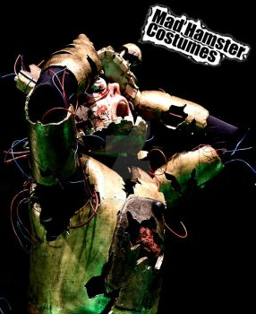 Springtrap Cosplay Purple Guy by MadHamsterCostumes