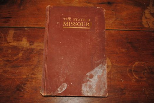 Old Missouri law book by BuffaloHeadroom