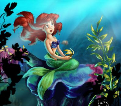 Under The Sea by glimpen