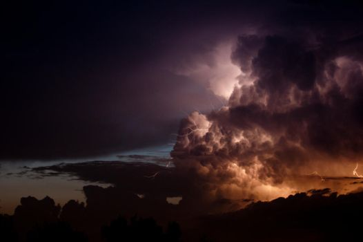 Summer Storm 2 by QuadWord