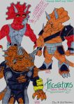 Triceratons by XenoTeeth3