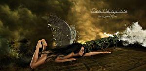 Heavens Falling by SuzieKatz