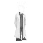 Pixel Art | Handplates Gaster by Burning-Sol