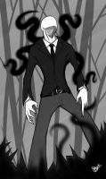 Slender man by unknuin