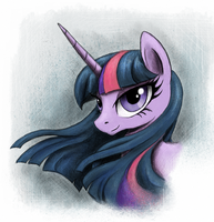 Twi Hair Sketch by Hewison