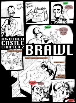 Another Castle-Brawl 01 by MCGriffin