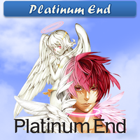 Platinum End ICO, PNG And Folder by bryan1213