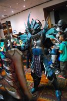 TGS Con 2010-Monster Hunter 03 by Constrictorz