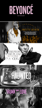 Beyonce Self Titled: Pt I by ByAzaruMintos