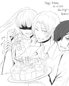 HBD Allen Kung !!! by assistmg
