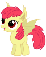Cute Bloombat by Magister39