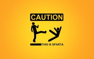 This Is Sparta!!! by Proud2BMe1936