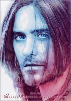Jared Leto by AuroraWienhold