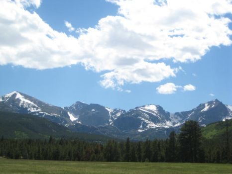 858 The Rockies by Wastings