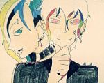 The MitchField Brothers (Alex and Gregory) by MySancuaryLittlePony