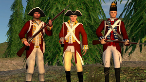 The Redcoats by koach2