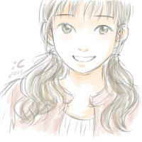 Sweet girl again by cocon