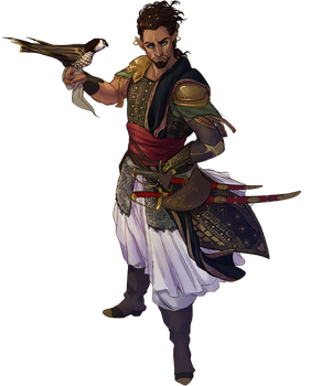 AA: The Amir by SilvesterVitale