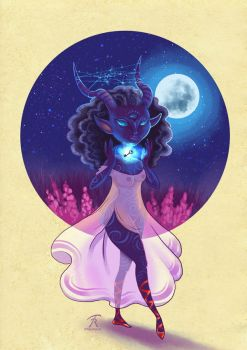 Hecate by TrollGirl