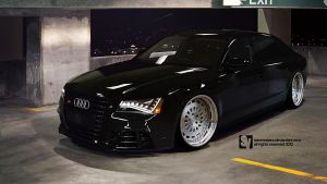 Audi S8 by samvesters