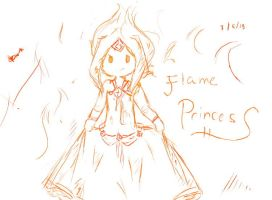 AT: Flame Princess by riamarie33