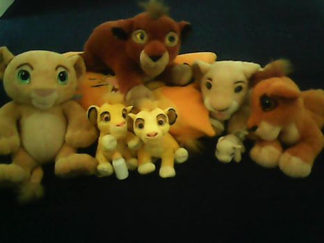 Rare Lion King Plush Item For Sale. by Zira-Lioness
