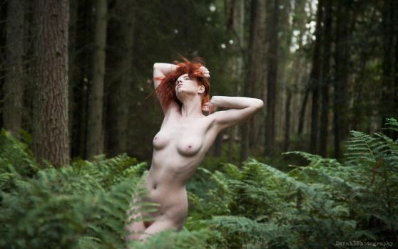 SarahD Forest 2 by ChrissieRed