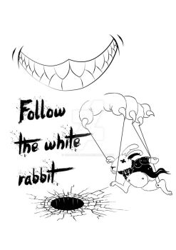 follow the white rabbit by the-nucularman