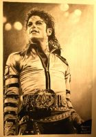 Michael Jackson in His Element by 1brownchocolate