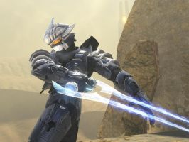 My Halo 3 armor by Methados