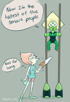 Salty Pearl by chibitrinity