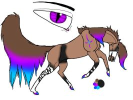 FDH stallion for Punky by AnnMartini