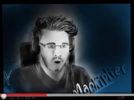 What just Happened? ~Markiplier by Mephonix