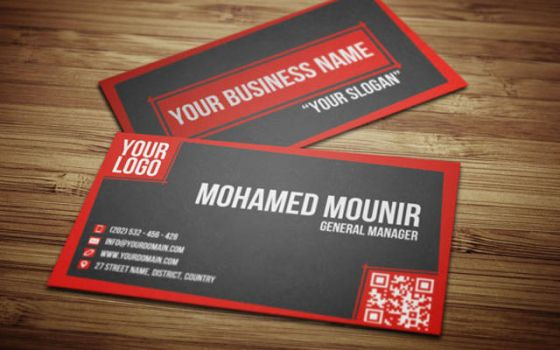 Creative Multipurpose Business Card by mmounirf