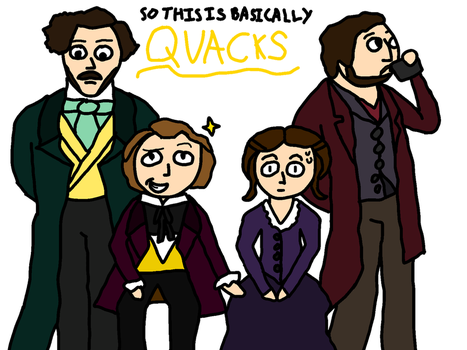 So This is Basically Quacks by AirwaveLOL