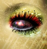 Eye of the Universe by oxRay-Rayxo