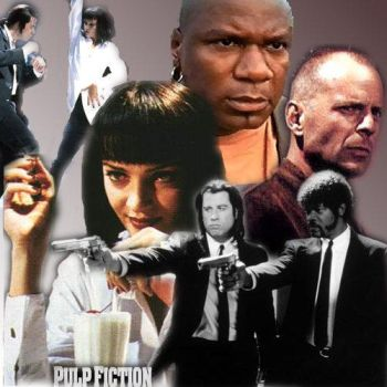 Pulp Fiction by awqaw