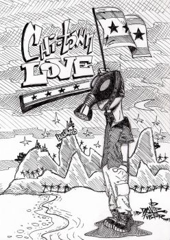 Chi-Town Love by D7Toonman