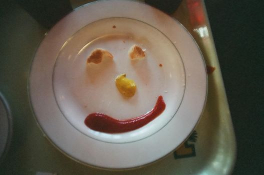 Mr. Food Face by Jthax