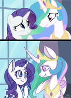Redraw 'Sweet and elite' by SilberSternenlicht