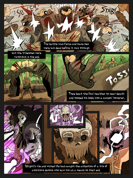 Rise of the Dreaded Dragon Sorcerer-pg.5 by TheUnisonReturns