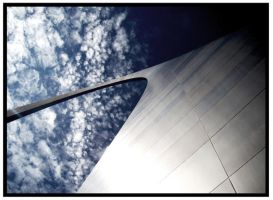 Gateway Arch by rylanisthecoolest