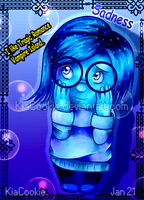 FF_ Sadness Inside Out by KiaCookie