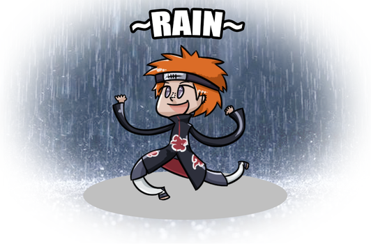 Rain by the-sock-ninja