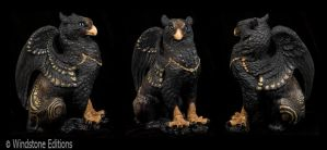 Gold Vein Male Griffn by Reptangle