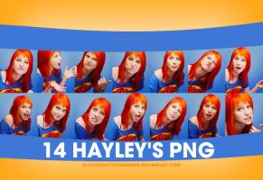 14 Hayley's PNG by fuckingdaytoremember