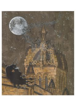 The Bats of St.Giles by sevenpercentsolution