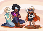 Proud Stage Moms by ErinPtah