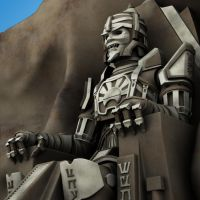 Tomb Colossus - close by Calithlin